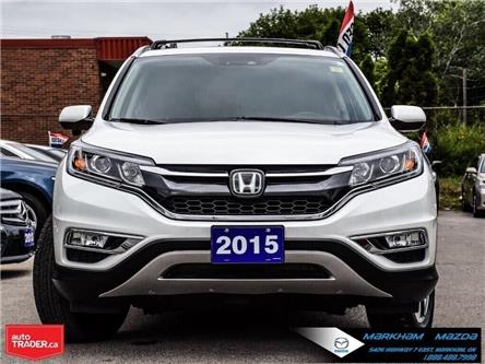 2015 Honda CR-V Touring (Stk: N190179A) in Markham - Image 2 of 30
