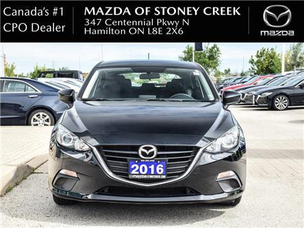2016 Mazda Mazda3 Sport GX (Stk: SU1340) in Hamilton - Image 2 of 21