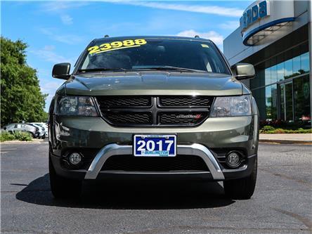 2017 Dodge Journey Crossroad (Stk: 194129A) in Burlington - Image 2 of 28