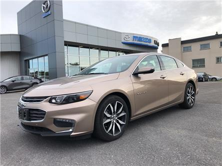 2018 Chevrolet Malibu LT (Stk: 18C108A) in Kingston - Image 1 of 16