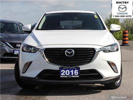 2016 Mazda CX-3 GS (Stk: 190340A) in Whitby - Image 2 of 27