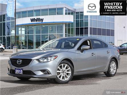 2015 Mazda MAZDA6 GS (Stk: 190042A) in Whitby - Image 1 of 27