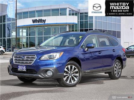 2016 Subaru Outback 3.6R Limited Package (Stk: P17461) in Whitby - Image 1 of 27
