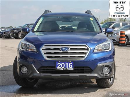 2016 Subaru Outback 3.6R Limited Package (Stk: P17461) in Whitby - Image 2 of 27