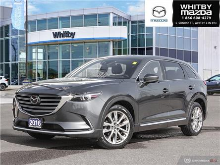 2016 Mazda CX-9 GT (Stk: P17476) in Whitby - Image 1 of 27