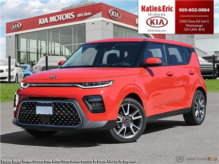 2020 Kia Soul EX Limited (Stk: SL20021) in Mississauga - Image 1 of 24