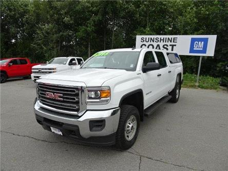 2016 GMC Sierra 2500HD Base (Stk: EK143397A) in Sechelt - Image 1 of 16