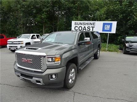 2017 GMC Sierra 3500HD Denali (Stk: SC0099) in Sechelt - Image 2 of 19