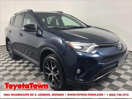 2017 Toyota RAV4 SE (Stk: U11180L) in London - Image 1 of 30