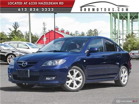 2008 Mazda Mazda3 GT (Stk: 5637-1) in Stittsville - Image 1 of 28