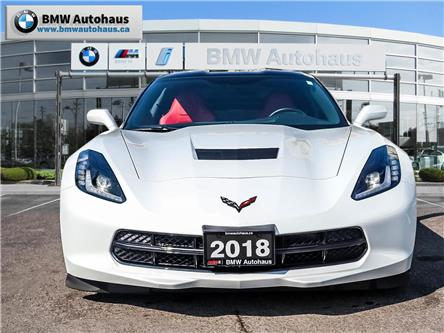 2018 Chevrolet Corvette Stingray (Stk: P9095) in Thornhill - Image 2 of 24
