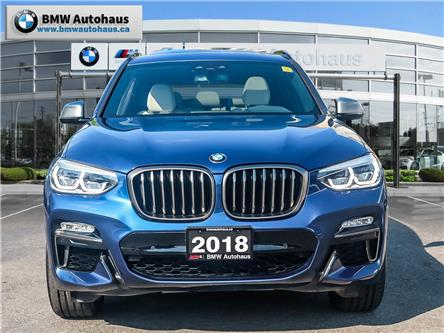 2018 BMW X3 M40i (Stk: P9081) in Thornhill - Image 2 of 31