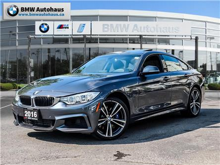 2016 BMW 435i xDrive Gran Coupe (Stk: P9086) in Thornhill - Image 1 of 30