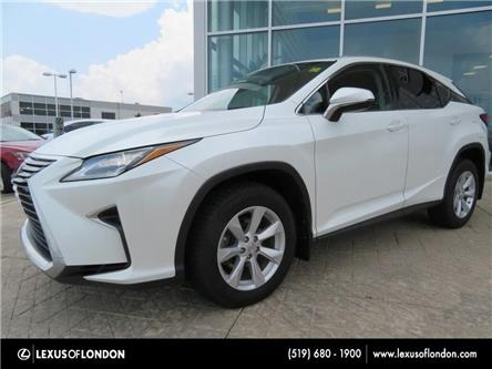 2016 Lexus RX 350 Base (Stk: QL052) in London - Image 1 of 25