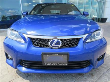 2012 Lexus CT 200h Base (Stk: X9070A) in London - Image 2 of 23