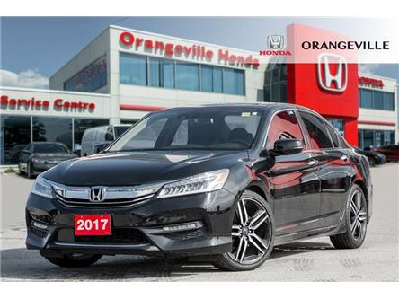 2017 Honda Accord Touring (Stk: C19019A) in Orangeville - Image 1 of 21