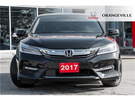 2017 Honda Accord Touring (Stk: C19019A) in Orangeville - Image 2 of 21