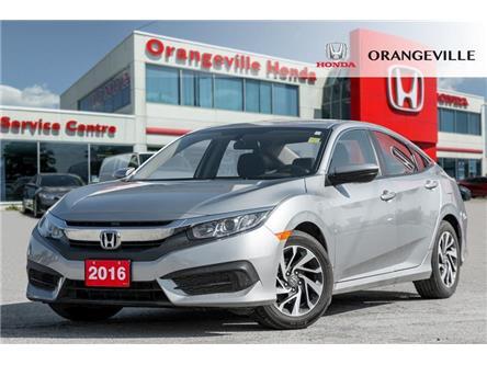 2016 Honda Civic EX (Stk: F19029A) in Orangeville - Image 1 of 20