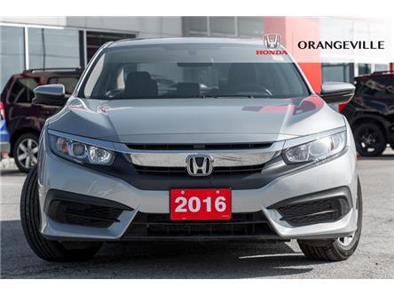 2016 Honda Civic EX (Stk: F19029A) in Orangeville - Image 2 of 20