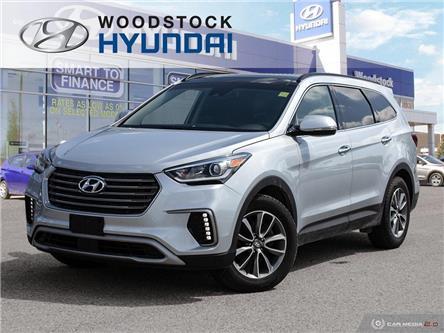 2019 Hyundai Santa Fe XL Luxury (Stk: HD19039) in Woodstock - Image 1 of 27
