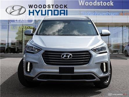 2019 Hyundai Santa Fe XL Luxury (Stk: HD19039) in Woodstock - Image 2 of 27