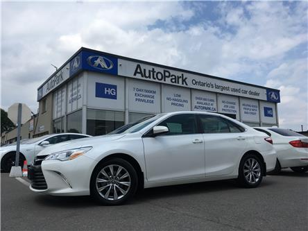 2017 Toyota Camry XLE V6 (Stk: 17-80293) in Brampton - Image 1 of 27