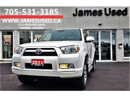 2011 Toyota 4Runner SR5 V6 (Stk: N19299A) in Timmins - Image 1 of 14