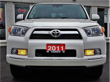 2011 Toyota 4Runner SR5 V6 (Stk: N19299A) in Timmins - Image 2 of 14