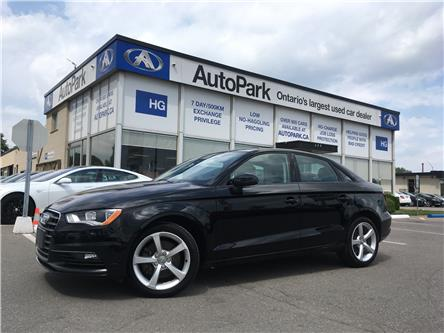 2016 Audi A3  (Stk: 16-16266) in Brampton - Image 1 of 27