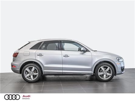 2015 Audi Q3 2.0T Progressiv (Stk: 52882A) in Ottawa - Image 2 of 19