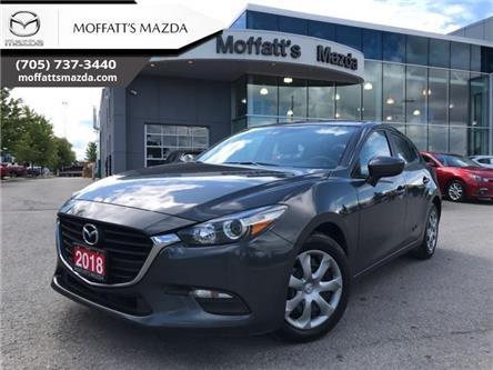 2018 Mazda Mazda3 Sport GX (Stk: 27775) in Barrie - Image 1 of 26