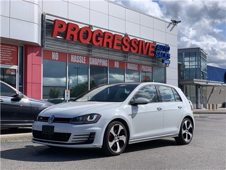 2015 Volkswagen Golf GTI 5-Door Autobahn (Stk: FM090978) in Sarnia - Image 1 of 8