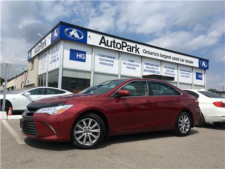 2016 Toyota Camry XLE (Stk: 16-60778) in Brampton - Image 1 of 29