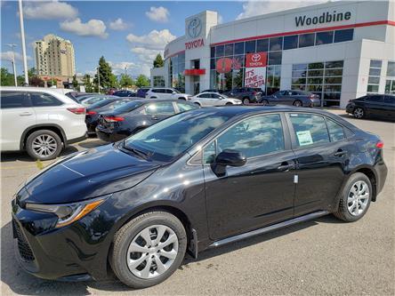 2020 Toyota Corolla LE (Stk: 20-016) in Etobicoke - Image 2 of 7