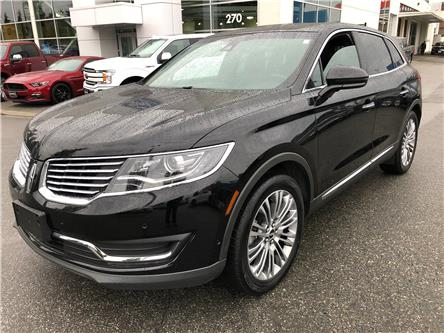 2017 Lincoln MKX Reserve (Stk: RP18186) in Vancouver - Image 1 of 26