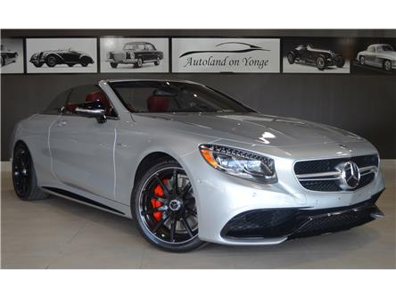 2017 Mercedes-Benz AMG S 63 Base (Stk: HA028930) in Thornhill - Image 2 of 31