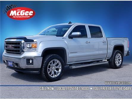 2015 GMC Sierra 1500 SLT (Stk: 19764A) in Peterborough - Image 1 of 17