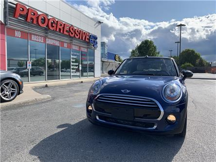 2017 MINI Convertible Cooper (Stk: H3D00175) in Sarnia - Image 2 of 16