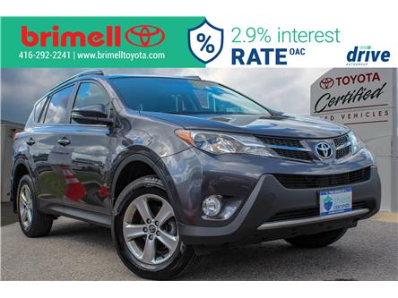 2015 Toyota RAV4 XLE (Stk: 197293A) in Scarborough - Image 1 of 28