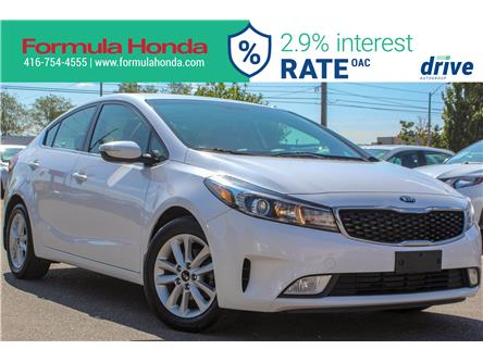 2017 Kia Forte EX (Stk: 19-1438A) in Scarborough - Image 1 of 27