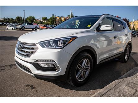 2018 Hyundai Santa Fe Sport 2.4 Luxury (Stk: B81485) in Okotoks - Image 1 of 22