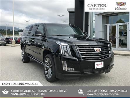 2019 Cadillac Escalade ESV Platinum (Stk: 9D19440) in North Vancouver - Image 1 of 24