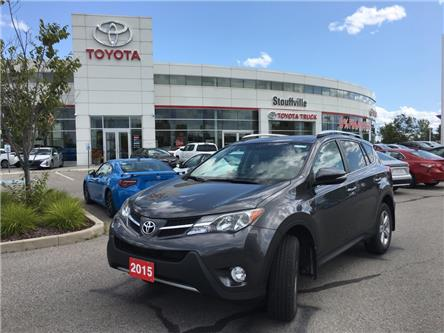 2015 Toyota RAV4 XLE (Stk: P1911) in Whitchurch-Stouffville - Image 1 of 14