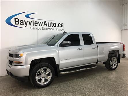 2018 Chevrolet Silverado 1500 Silverado Custom (Stk: 35557W) in Belleville - Image 1 of 27