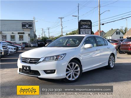 2015 Honda Accord Touring (Stk: A19474A) in Ottawa - Image 1 of 26