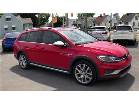 2018 Volkswagen Golf Alltrack 1.8 TSI (Stk: 760265) in Ottawa - Image 2 of 26