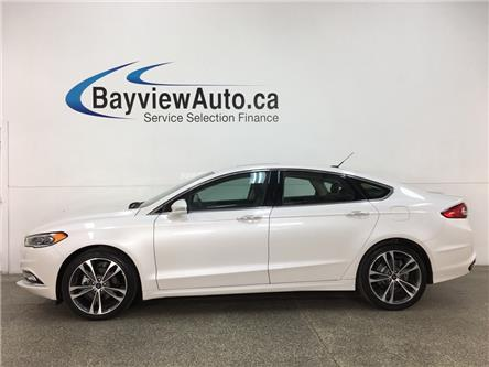 2018 Ford Fusion Titanium (Stk: 35372W) in Belleville - Image 1 of 29
