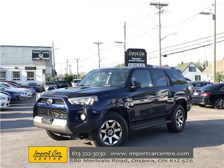 2018 Toyota 4Runner SR5 (Stk: 549774) in Ottawa - Image 1 of 26