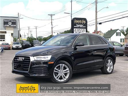 2016 Audi Q3 2.0T Technik (Stk: 024006) in Ottawa - Image 1 of 26