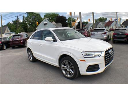 2017 Audi Q3 2.0T Progressiv (Stk: 001856) in Ottawa - Image 2 of 24